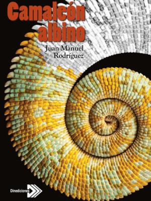 Camaleón Albino-0
