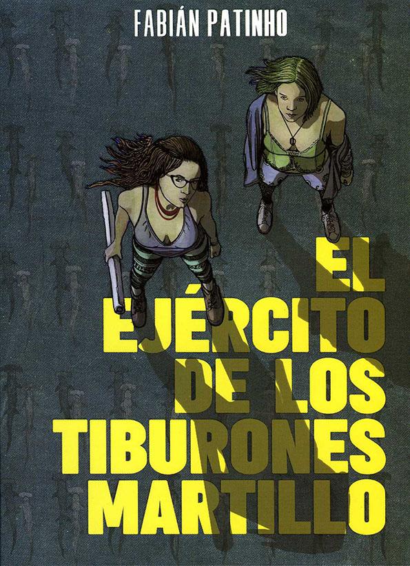 LIBRO ELEJERCITODELOSTIBURONES FRENTE
