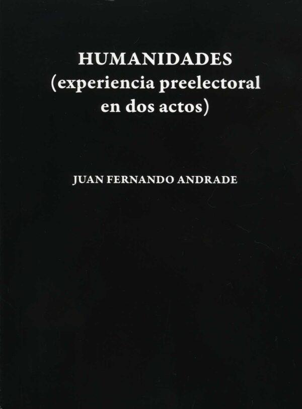 LIBRO HUMANIDADES FRENTE001
